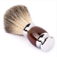 Mens-Shaving-Brush-Badger-Hair-Wood-Barber-Facial-Beard-Care-Grooming-Salon thumbnail 1