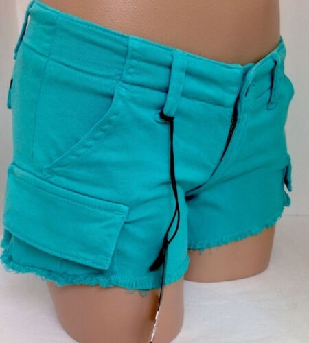 Turqoise 23 Nwt Survivor Stretchy 145 The Shorts Genetic Maat q57Ppp