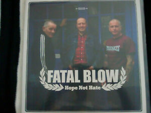 Fatal Blow Hope Not Hate Oi Punk The Oppressed Ebay