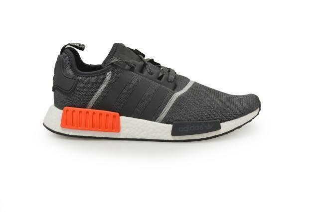 Mens Adidas NMD_R1 - S31510 - Black Red White Trainers Seasonal price cuts, discount benefits