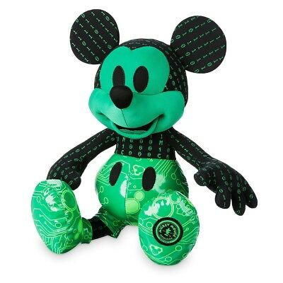 NWT Mickey Mouse Memories June Plush Disney Store Limited edition jeans