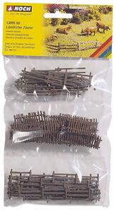 NOCH-13095-Gauge-H0-Rural-Fence-New-Original-Packaging