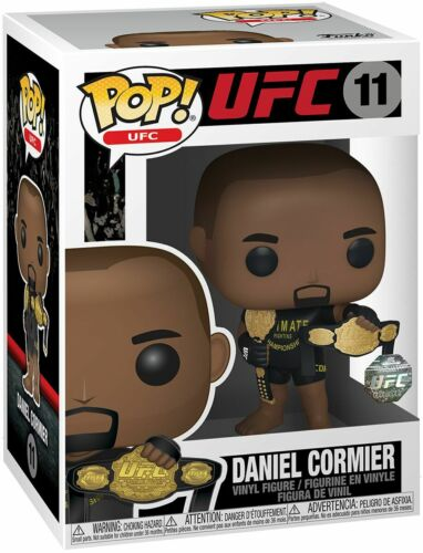 Funko POP Figura in vinile UFC DANIEL CORMIER #11 Ultimate Fighting Championship