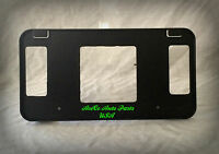 For 1999-2002 Ford Expedition 99-02 Front Bumper License Plate Holder Tag Brackt