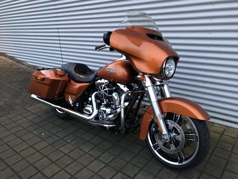 Harley-Davidson, FLHX Street Glide, ccm 1690