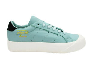 new arrival a6099 1a588 Image is loading Adidas-Solly-W-Sneakers-Green-White-cq2043
