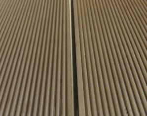 39 m² WPC Terrassendielen Bangkirai Braun 1.WAHL Holz Balkon Diele Neu Terrasse