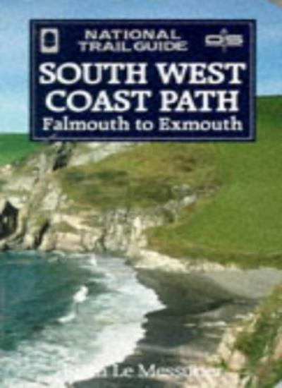 The South West Coast Path: Falmouth to Exmouth (National Trail  .9781854103888