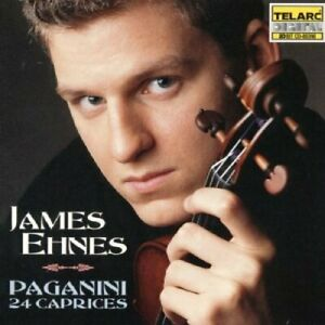 James-Ehnes-Paganini-24-Caprices-For-Solo-Violin-CD