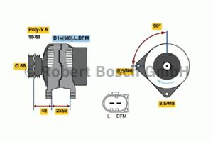 Bosch 0 986 041 230 Generator inkl. 59,50 € Pfand