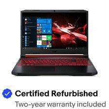 "Acer Nitro 5 - 15.6"" Laptop Intel i7-9750H 2.6GHz 16GB Ram 256GB SSD Win10Home"