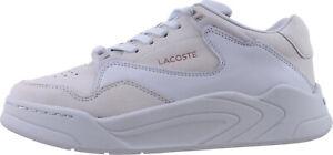 Lacoste Ladies Court Slam Sizes 6, 7 Grey RRP £100 Brand New GENUINE PRODUCT