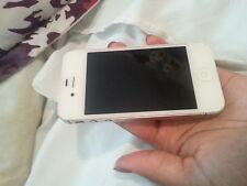 iphone 4s 64gb white (sprint) no sim slot
