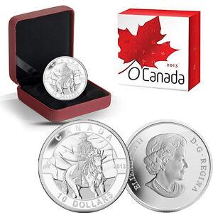 2013-O-Canada-1-2-oz-Silver-10-Royal-Canadian-Mounted-Police
