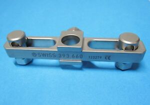 SYNTHES-393-660-TRANSVERSE-CLAMP-External-Fixation-Orthopedic