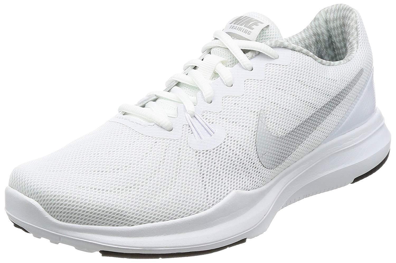 NIKE femmes 'IN SEASON TRAINER 7' 909009-100 blanc ATHLETIC Chaussures - 10 / 42