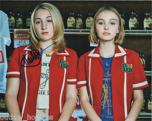 Harley-Quinn-Smith-Yoga-Hosers-Autographed-Signed-8x10-Photo-COA-1