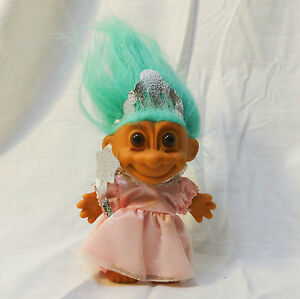 Image Is Loading Russ 5 034 Troll Doll Princess Fairy Tiara
