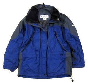 Omni Jacket S Gray Womens Shell Blue Indigo About Titanium Purpleamp; Tech Columbia Details kuiZPX