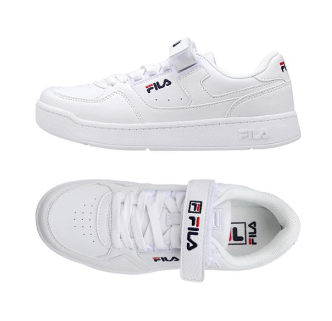 New FILA FX Veltrap Shoes Casual Athletic Running Sneakers White FS1SIA1080X