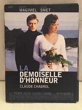 La Demoiselle D'Honneur Claude Chabrol Magimel Smet 2 DVDs