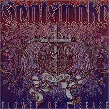 GOATSNAKE - Flower Of Disease  [Re-Release] CD