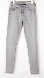 DIESEL Women Slandy Super Slim Skinny Stretch Jeans Size W27 L30