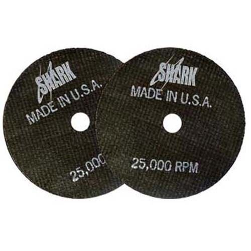 "Shark 12702 Cut-Off Wheel 3/"" X 1//16/"" X 1//4/"""