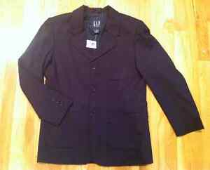 Blazer Org Navy 00 22 Bnwt 20 Xxl Blue Gap Womens Størrelse 128 Wool wqWUInaXP