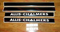 Ac180 Hood Decal Set For Allis Chalmers Tractor 180