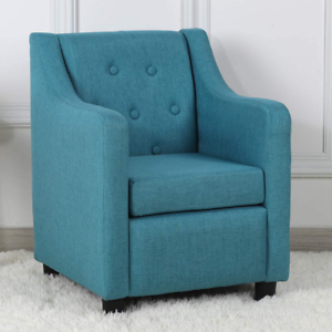 B Pwtj Kids Sofa Chair Single Kid Armchair With Linen Fabric For Children Gift