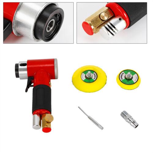 Mini Druckluft Poliermaschine Exzenterschleifer schleifmaschine 50mm 8 bar DHL