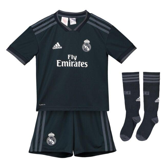 dd9b54edc Baby 18-24 Months Real Madrid Away Mini Kit 2018-19 MODRIC 10 adidas ...