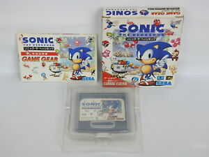 Sonic The Hedgehog 1 Ref Ccc Game Gear Sega Japan Gg 4974365133078 Ebay