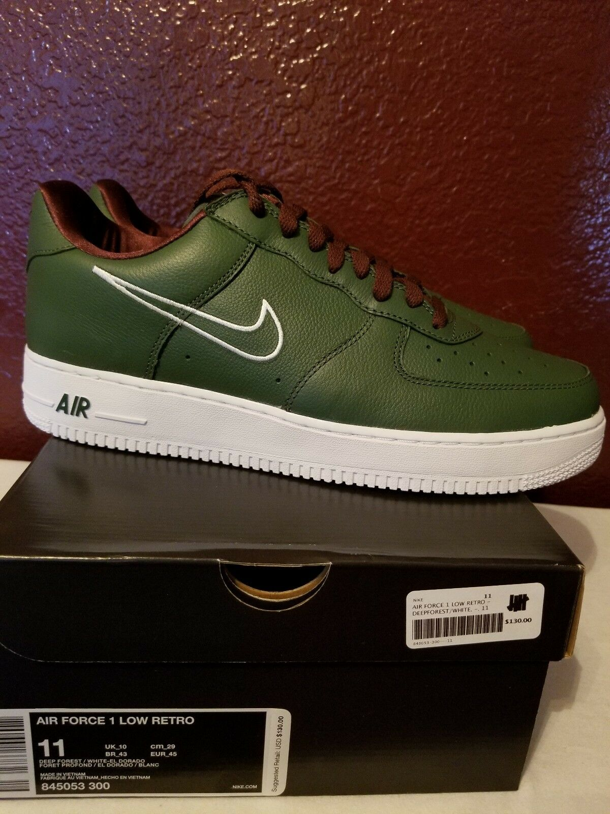 Nike af1 hongkong sz. Einzigartige und erschwingliche Schuhe