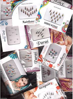 25 - Full Packets - BINDIS / Temporary Tattos - FREE SHIPPING