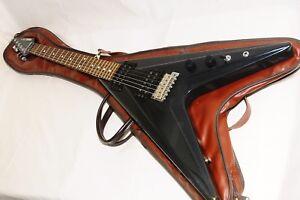 Excellent-1980s-YAMAHA-Japan-VX-1-Flying-V-Electric-Guitar-Ref-No-1897