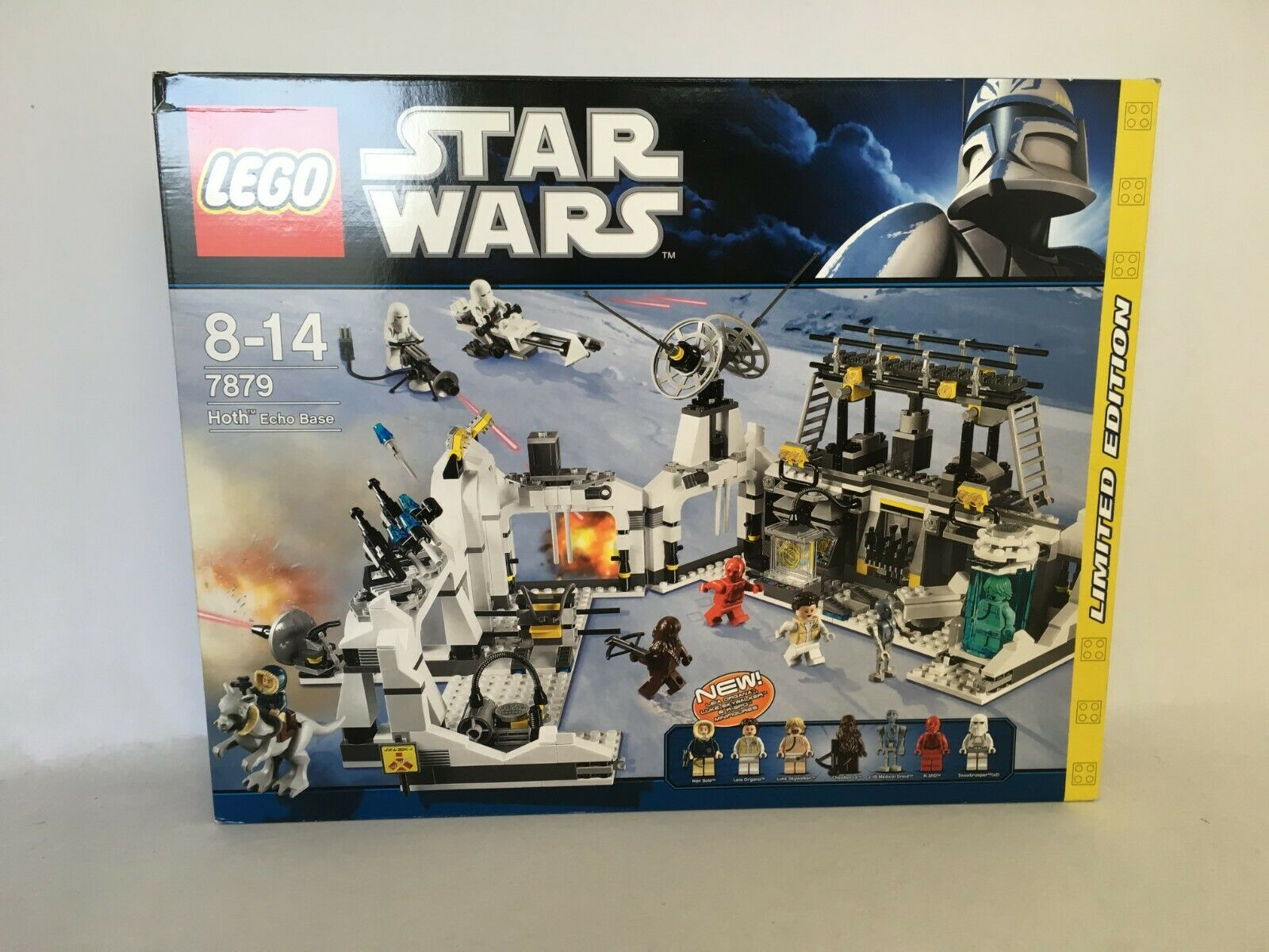 Lego ® Estrella Wars 7879 Hoth echo base
