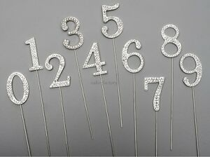 SILVER-NUMBER-0-1-2-3-4-5-6-7-8-9-CAKE-PICK-TOPPER-DECORATION-DIAMANTE-SPARKLY