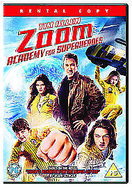 Zoom-Academy-For-Superheroes-DVD-Tim-Allen-Courteney-Cox-Chevy-Chase-Sp