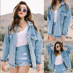 Retro-Korean-Fashion-Women-Oversize-Denim-Jeans-Jacket-Boyfriend-Style-Coat-New