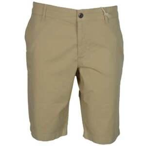 Franklin-amp-Marshall-mf180-Leo-Skinny-Fit-ECRU-Shorts