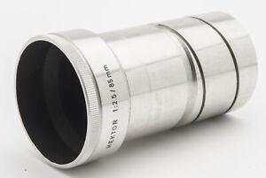 Leitz-Wetzlar-Hektor-1-2-5-85mm-2-5-85-85-mm-1-2-5-2-5-Projektionsobjektiv