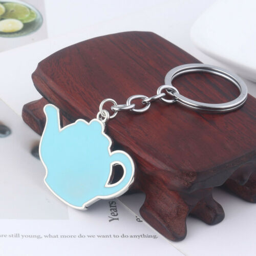 Free Shipping Pam and Jim Teapot Keychain from The Office TV Show Gifts