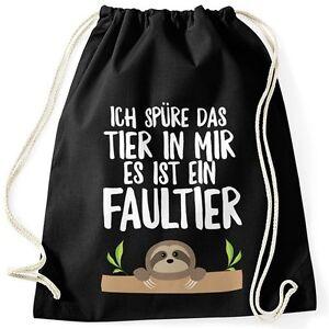 Turnbeutel-mit-Faultier-Ich-spuere-das-Tier-in-mir-es-ist-ein-Faultier