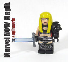 LEGO Custom - Magik Marvel Now - Marvel Super heroes mini figure X-Men rogue