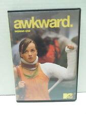 Awkward Season One DVDs High Cshool Teens MTV Teenage Sex Comedy Drama