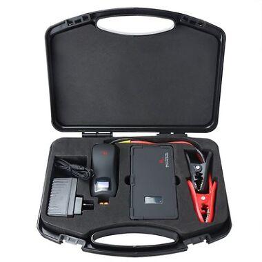 12-volt 9,000mAh Portable Car Jump Starter