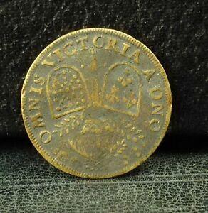 Ficha-HENRICVS-IIII-GALLIA-Y-NAVARRA-REX-Henri-IV-victoire-Medal