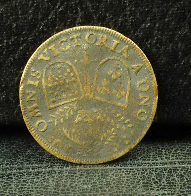 Ficha HENRICVS IIII GALLIA Y NAVARRA REX Henri IV victoire Medal